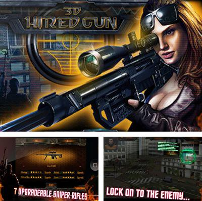 In addition to the game Bravo Jump for iPhone, iPad or iPod, you can also download Hired Gun 3D for free.