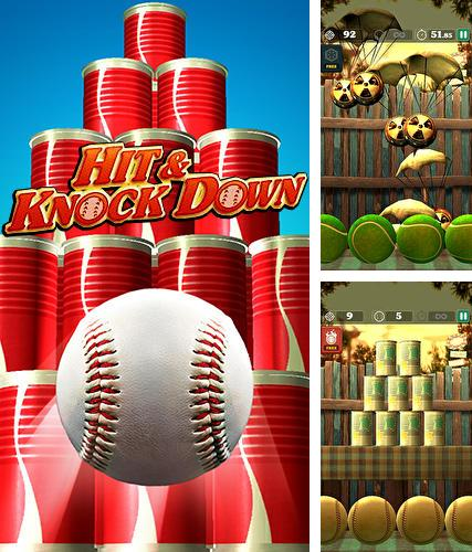 In addition to the game Street Cats for iPhone, iPad or iPod, you can also download Hit and knock down for free.