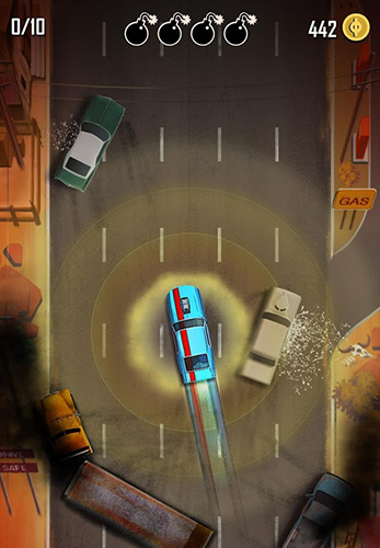 Free Hit n' run download for iPhone, iPad and iPod.