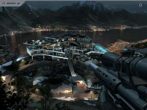 Free Hitman: Sniper download for iPhone, iPad and iPod.