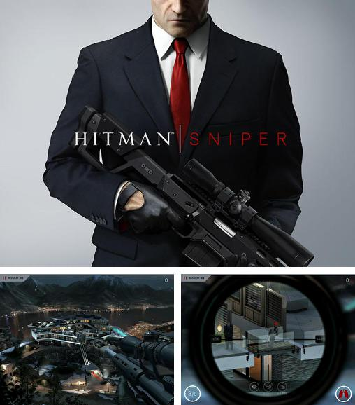 In addition to the game Knight Rider for iPhone, iPad or iPod, you can also download Hitman: Sniper for free.