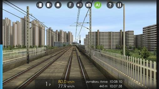 Скачати гру Hmmsim 2: Train simulator для iPad.