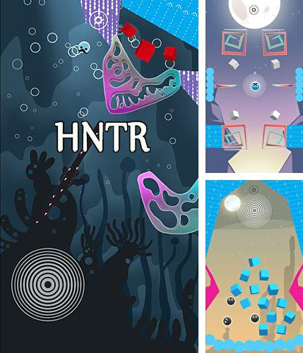 In addition to the game Glue knight for iPhone, iPad or iPod, you can also download HNTR for free.
