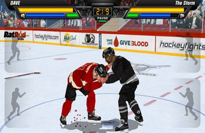 下载免费 iPhone、iPad 和 iPod 版Hockey Fight Pro。