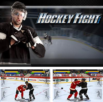 In addition to the game HTR High Tech Racing Evolution for iPhone, iPad or iPod, you can also download Hockey Fight Pro for free.