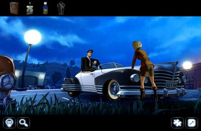 Screenshots vom Spiel Hollywood Monsters für iPhone, iPad oder iPod.
