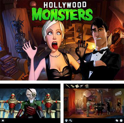 In addition to the game World of warriors for iPhone, iPad or iPod, you can also download Hollywood Monsters for free.