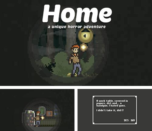 除了 iPhone、iPad 或 iPod 醉汉克劳斯游戏,您还可以免费下载Home: A unique horror adventure, 。