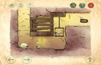 Screenshots do jogo Home sheep home 2 para iPhone, iPad ou iPod.