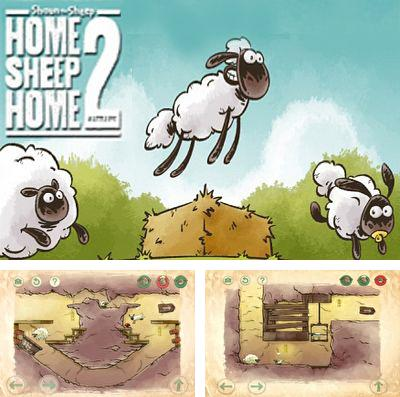 In addition to the game Toca: Hair salon 2 for iPhone, iPad or iPod, you can also download Home sheep home 2 for free.
