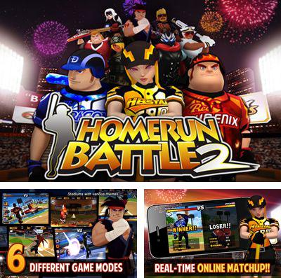 In addition to the game House of Shadows for iPhone, iPad or iPod, you can also download Homerun Battle 2 for free.