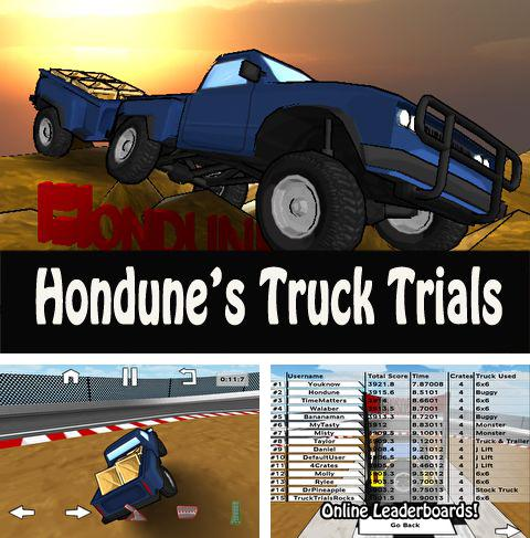 In addition to the game Plank! for iPhone, iPad or iPod, you can also download Hondune's truck trials for free.
