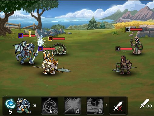 Screenshots do jogo Honor bound para iPhone, iPad ou iPod.