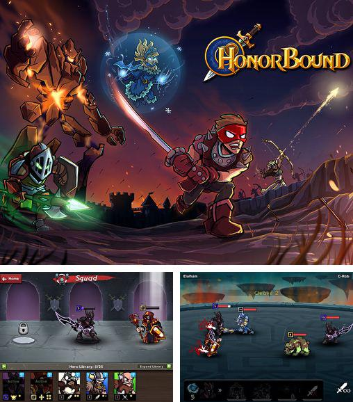 In addition to the game AXL: Full Boost for iPhone, iPad or iPod, you can also download Honor bound for free.