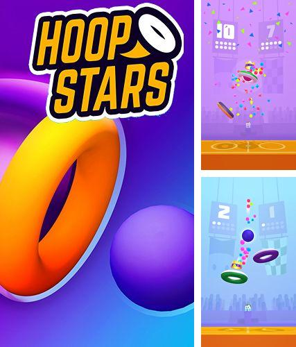 In addition to the game Catch The Candy for iPhone, iPad or iPod, you can also download Hoop stars for free.