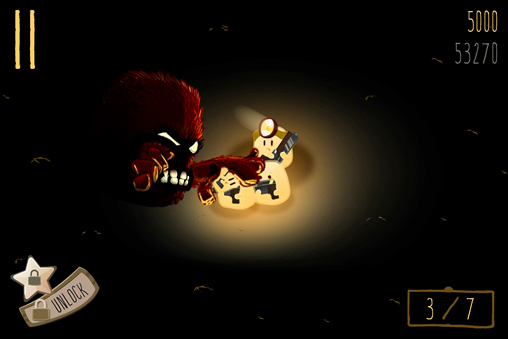 Descarga gratuita de Hopeless: The dark cave para iPhone, iPad y iPod.