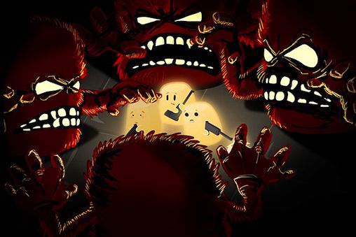 Capturas de pantalla del juego Hopeless: The dark cave para iPhone, iPad o iPod.