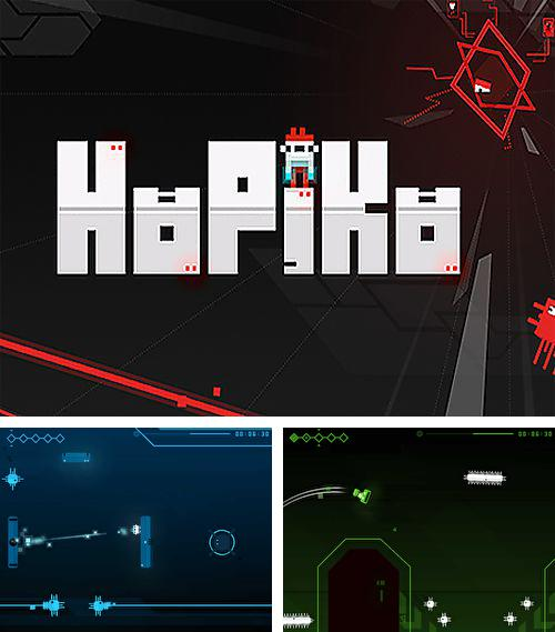 In addition to the game Munchy Bunny for iPhone, iPad or iPod, you can also download Hopiko for free.