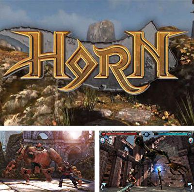 In addition to the game Kids vs. Zombies for iPhone, iPad or iPod, you can also download Horn for free.