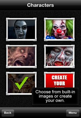 Kostenloser Download von Horror Prank - Super Scary & FaceTime video recording of your victim ! für iPhone, iPad und iPod.