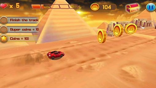 Download Hottest road iPhone free game.