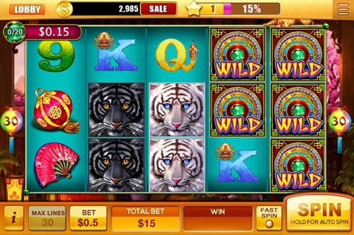 Download House of fun: Slots iPhone free game.