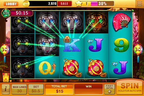 Скачати гру House of fun: Slots для iPad.