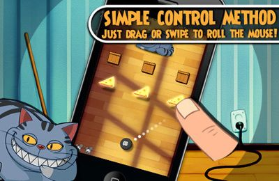 Screenshots of the House of Mice game for iPhone, iPad or iPod.