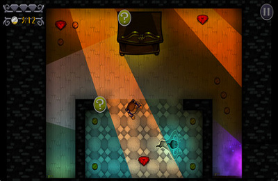 Screenshots of the House of Shadows game for iPhone, iPad or iPod.