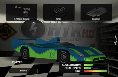 Free HTR High Tech Racing Evolution download for iPhone, iPad and iPod.