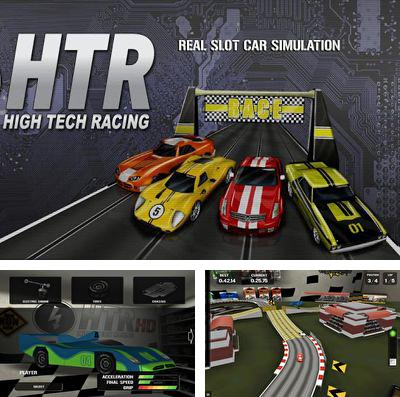 In addition to the game Jelly mess for iPhone, iPad or iPod, you can also download HTR High Tech Racing Evolution for free.