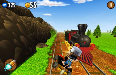 Descarga gratuita de Subway Surfers para iPhone, iPad y iPod.