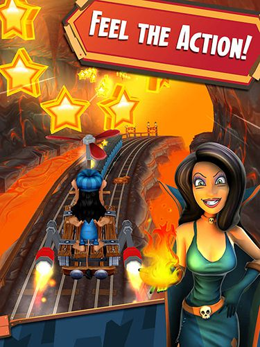 Free Hugo troll race 2 download for iPhone, iPad and iPod.