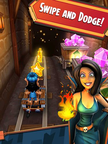 Игра Hugo troll race 2 для iPhone