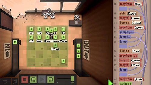 Скачать Human resource machine на iPhone бесплатно