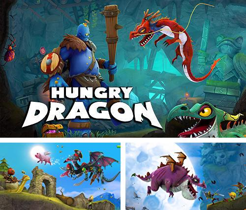 In addition to the game Defend The Fortress for iPhone, iPad or iPod, you can also download Hungry dragon for free.
