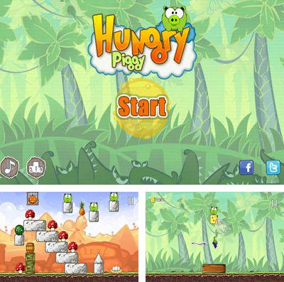 In addition to the game Manny Pacquiao: Pound for pound for iPhone, iPad or iPod, you can also download Hungry Piggy for free.