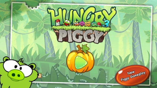 Hungry Piggy 3: Carrot