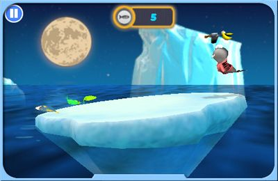 Descarga gratuita de Hungry Seal para iPhone, iPad y iPod.