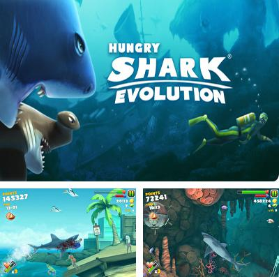 In addition to the game Nine Heroes for iPhone, iPad or iPod, you can also download Hungry Shark Evolution for free.