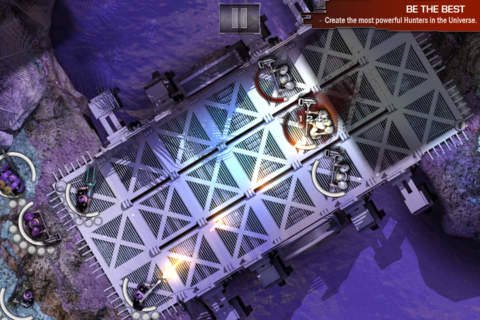 Screenshots of the Hunters 2 game for iPhone, iPad or iPod.