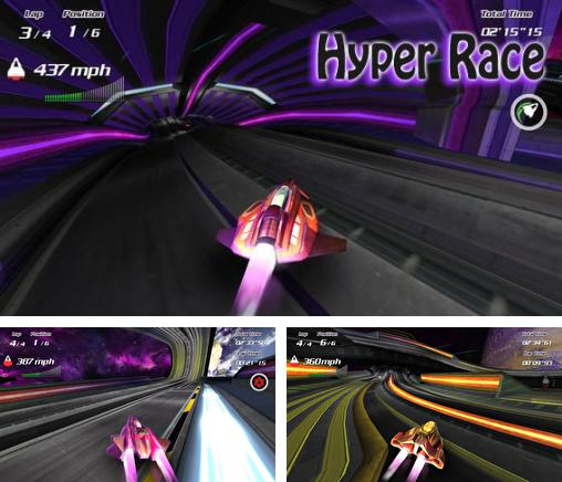 In addition to the game Warships universe: Naval battle for iPhone, iPad or iPod, you can also download Hyper race for free.