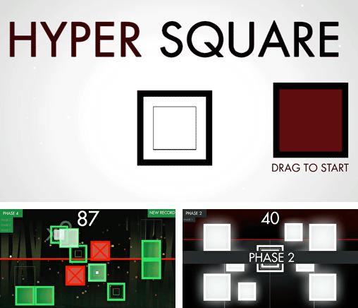 In addition to the game Sunburn! for iPhone, iPad or iPod, you can also download Hyper square for free.