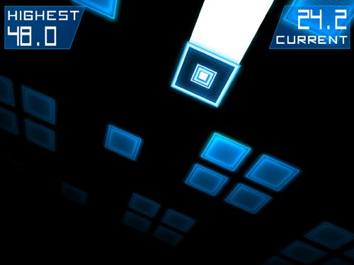 Screenshots of the Hyper trip game for iPhone, iPad or iPod.