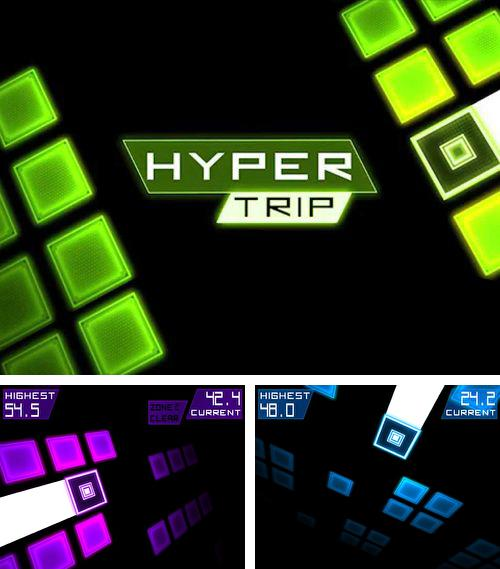 In addition to the game Scary escape for iPhone, iPad or iPod, you can also download Hyper trip for free.