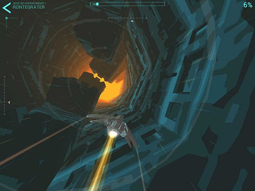 Screenshots of the Hyperburner game for iPhone, iPad or iPod.
