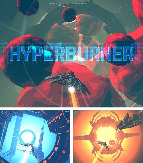 In addition to the game Poker With Bob for iPhone, iPad or iPod, you can also download Hyperburner for free.
