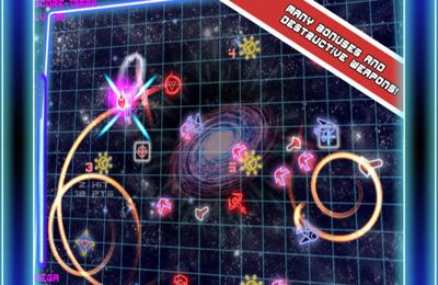 Игра Hyperlight для iPhone