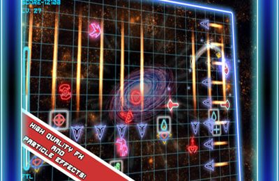 Capturas de pantalla del juego Hyperlight para iPhone, iPad o iPod.
