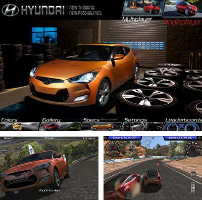 In addition to the game Graveyard shift for iPhone, iPad or iPod, you can also download Hyundai Veloster HD for free.